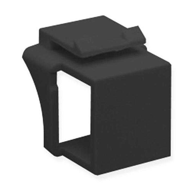 IC107BN0BK - BlankModConnect 10PK BLACK