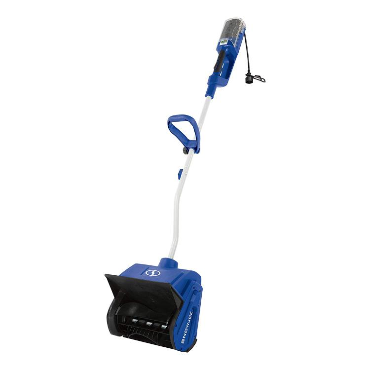 Snow Joe 40V 4.0 Ah Hybrid Cordless And Electric Cordless Snow Shovel