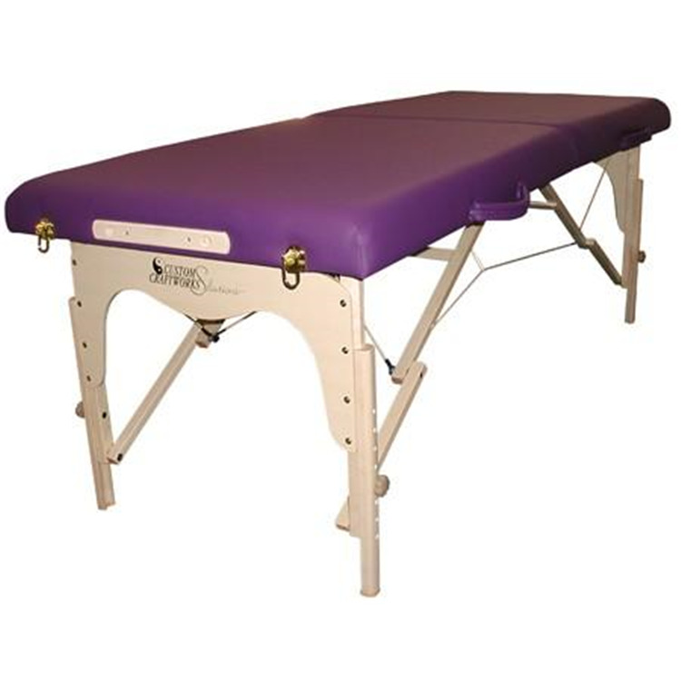 Solutions Simplicity Portable Wood Massage Table