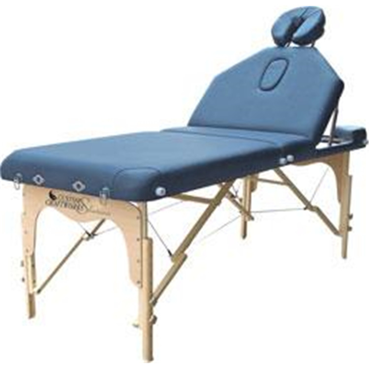 Solutions Destiny Portable Tilt Wood Massage Table