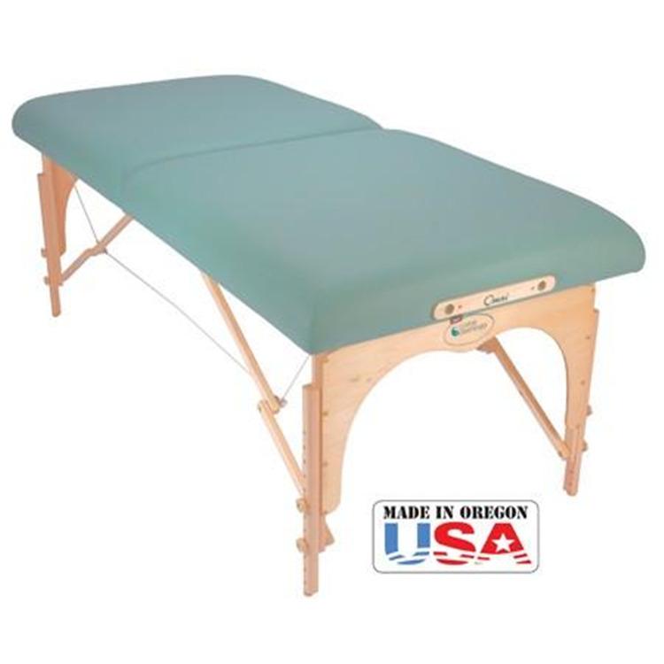 Omni Premium Portable Wood Massage Table