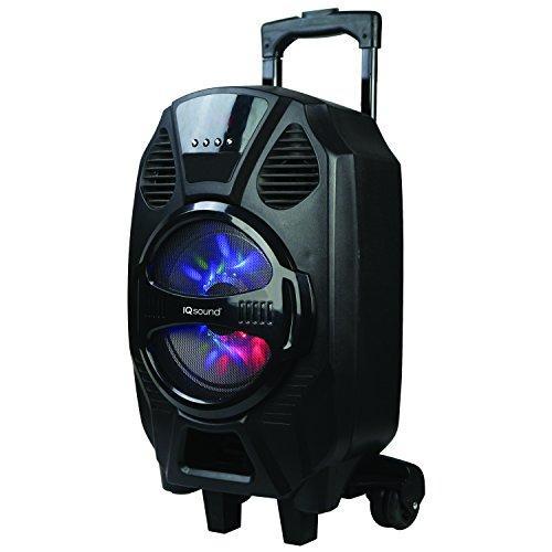 Portable Bluetooth DJ Speaker System