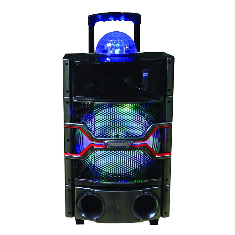 Portable Bluetooth DJ Speaker System