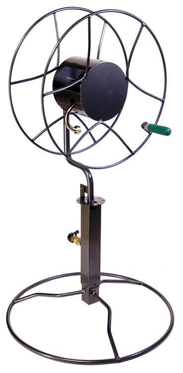 Isrpb-360 Swivel Reel Base