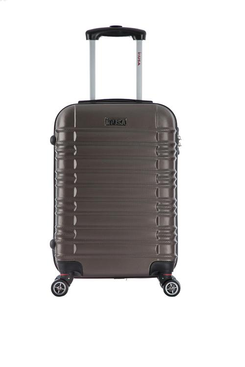 InUSA New York Collection Lightweight Hardside Spinner Carry On