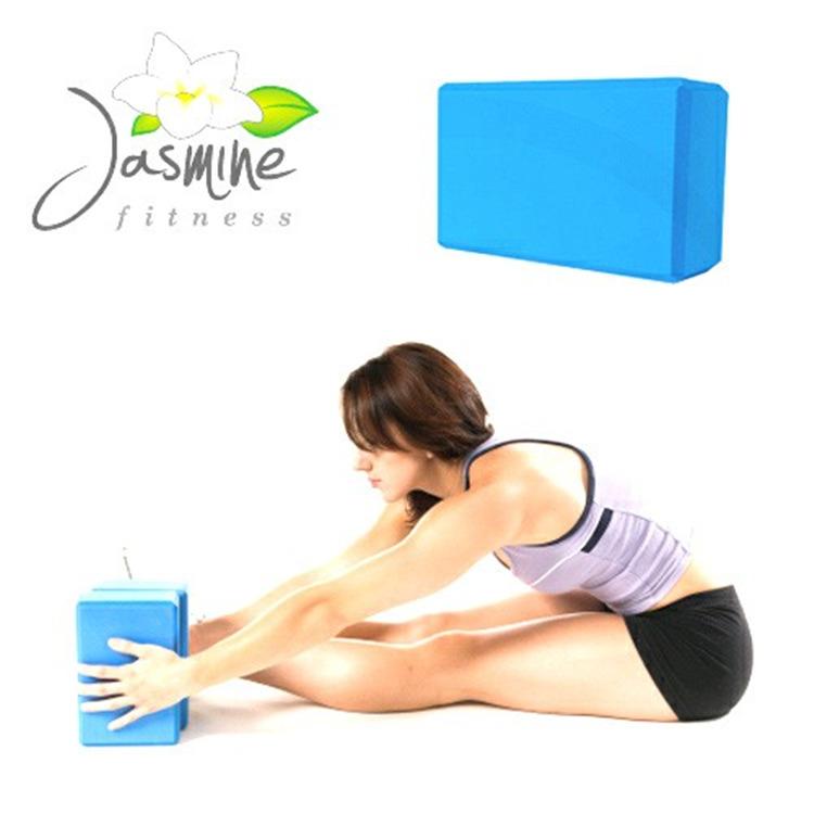 Jasmine Fitness Yoga EVA Brick 9
