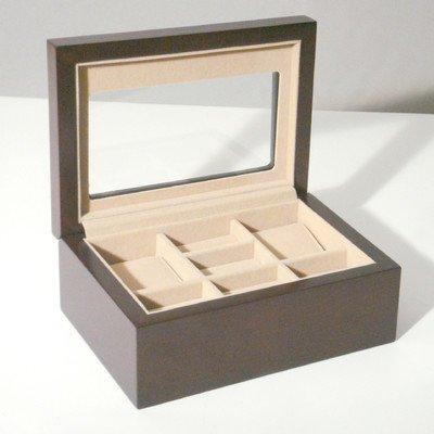 Watch & cufflinks box