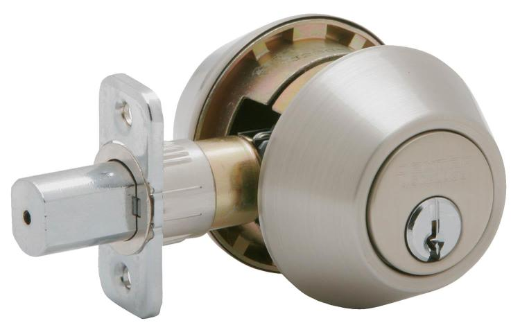 Jd62V630 Dbl Cyl Deadbolt K3 [Item # JD62V630]
