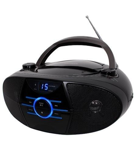 Am/Fm Stereo Cd with Bluetooth- Ambient