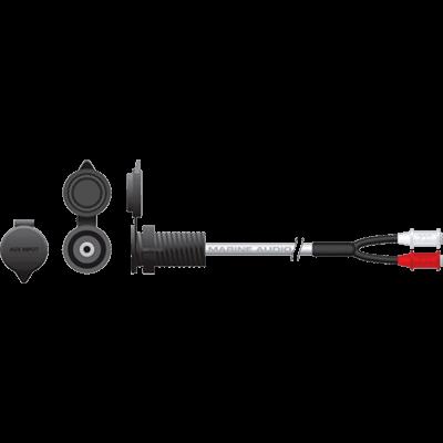 3.5mm Auxiliary Audio Input Jack