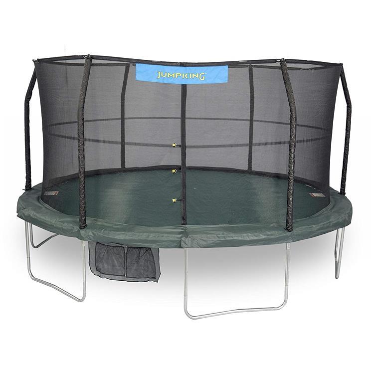 Jumpking 15 ft. Trampoline Enclosure Combo