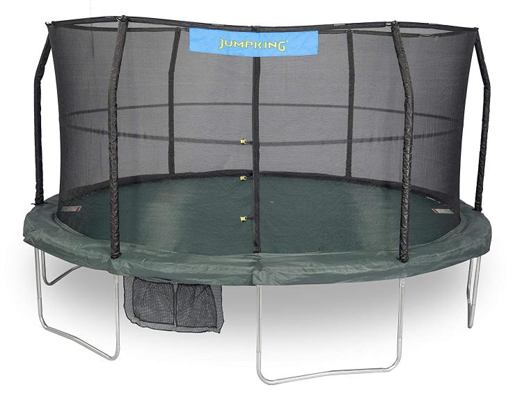 Jumpking 15 ft. Trampoline Enclosure Combo
