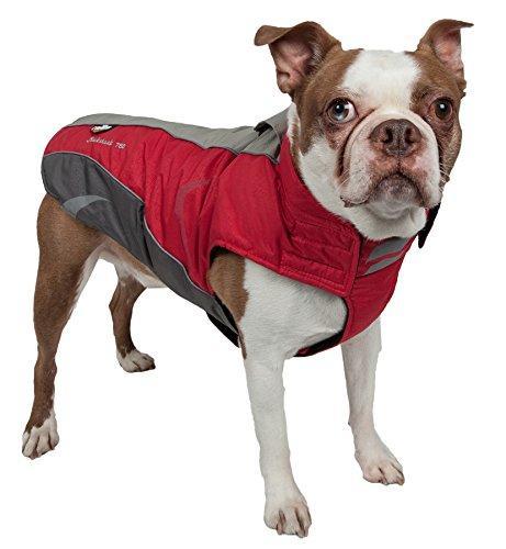Helios Altitude-Mountaineer Wrap-Velcro Protective Waterproof Dog Coat w/ Blackshark technology