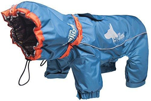 Helios Weather-King Ultimate Windproof Full Bodied Pet Jacket [Item # JKHL8BLXS]