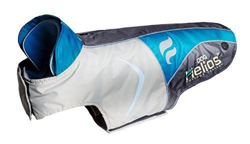 Helios Lotus-Rusher Waterproof 2-in-1 Convertible Dog Jacket w/ Blackshark technology