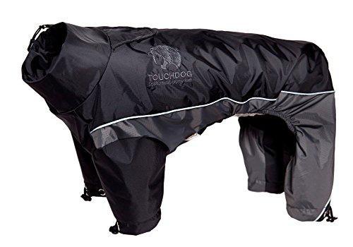 Touchdog Quantum-Ice 3M Reflective Dog Jacket with Blackshark Technology