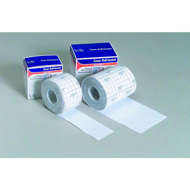 Cover-Roll Stretch Nonwoven Compression Bandage, Size 2 in. x 10 yd.