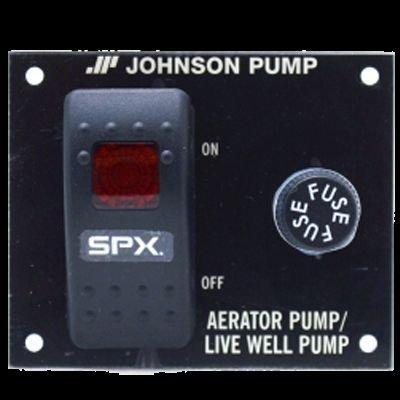 Live Well Aerator Panel Switch