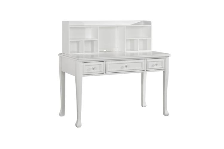 Picket House Furnishings Jenna Desk with Hutch