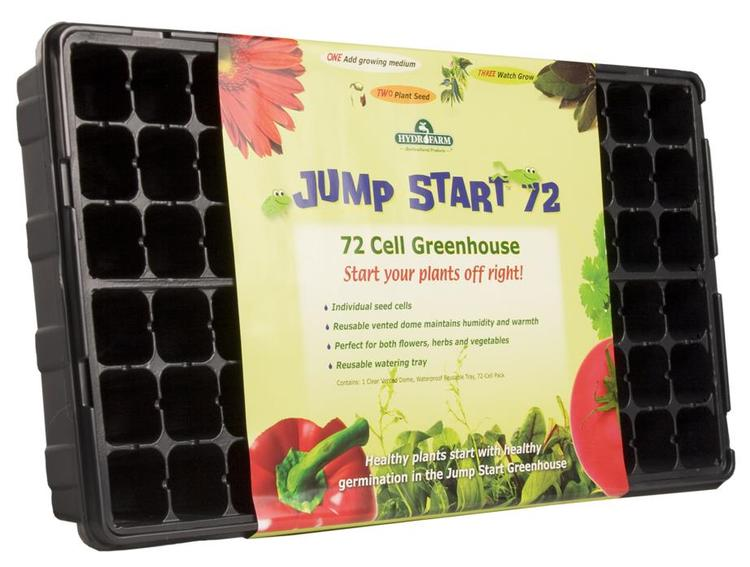 Js72Cg Greenhouse 72 Cell