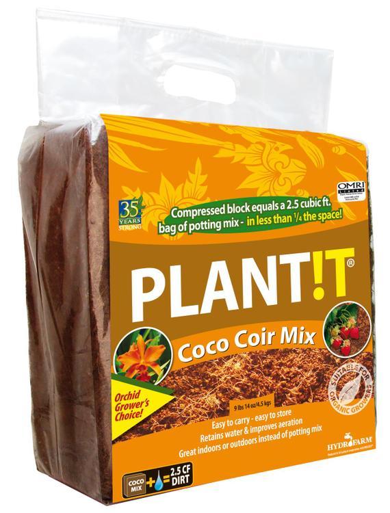 Jsccm25 Orgnc Coco Plant Mix