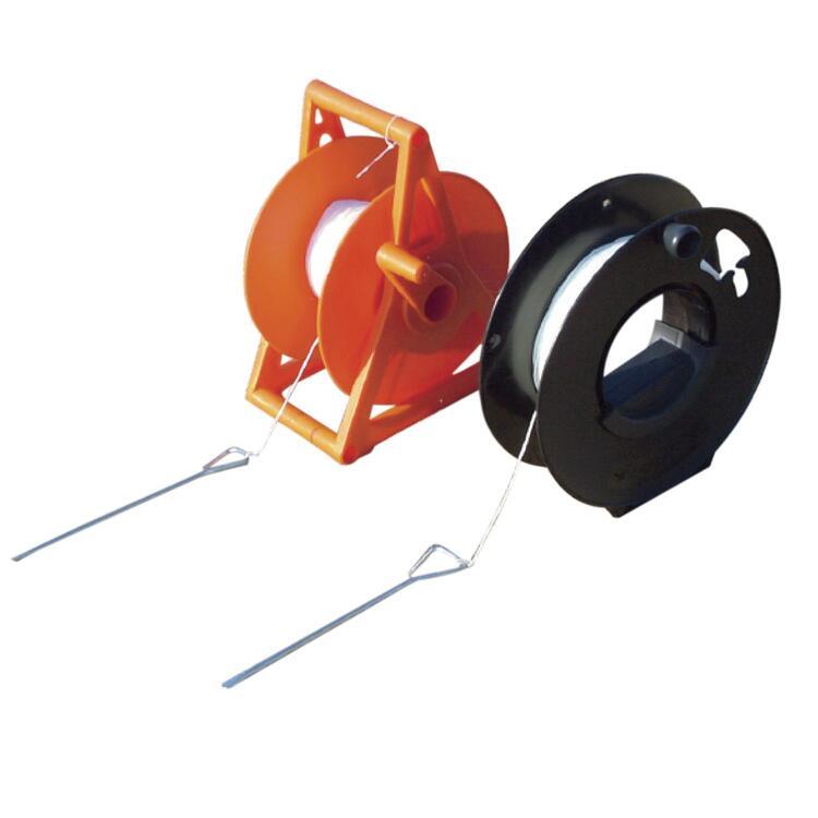Mid-America Sales Large Reel String Winder - Caddy Model - Orange