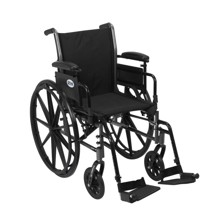 Drive Medical Cruiser III Light Weight Wheelchair