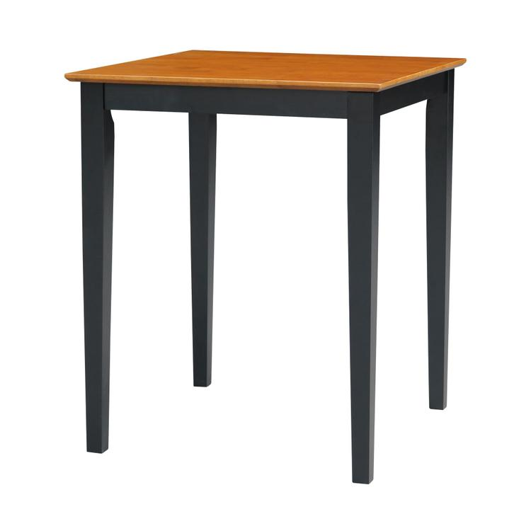 International Concepts Solid Wood Rectangular Table
