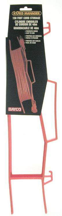 Bayco K-150 Wrap Cord 150'