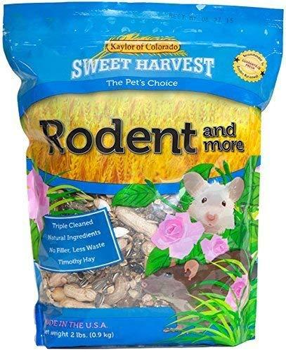 Sweet Harvest Rodent & More 4lb