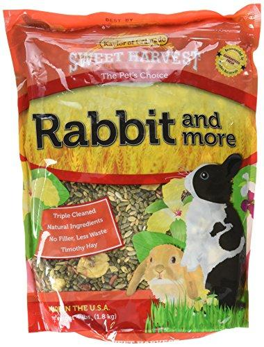Sweet Harvest Rabbit & More 4lb