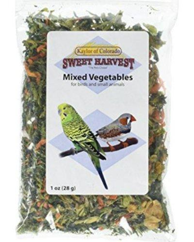 Sweet Harvest Mixed Vegetables 1 oz