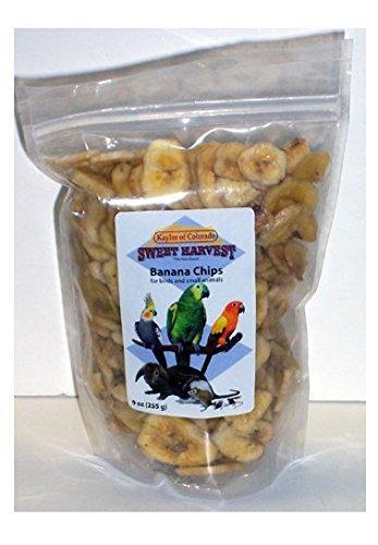 Sweet Harvest Banana Chips 4oz