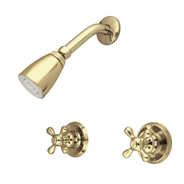 Kingston Brass KB242AXSO Shower Only For KB242AX, Polished Brass