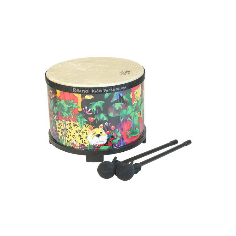 Remo Kids Percussion Floor Tom 10