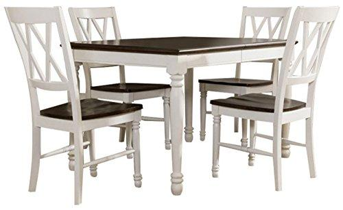 Crosley Shelby 5-Piece Dining Set