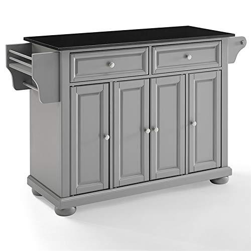 Crosley Alexandria Top Kitchen Island