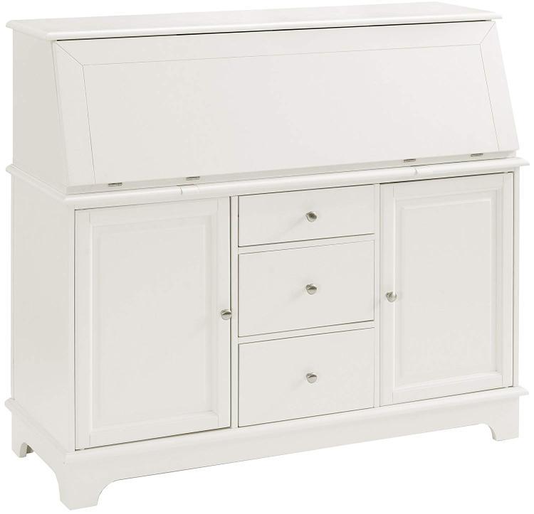 Crosley Sullivan Secretary Desk [Item # KF65001WH]