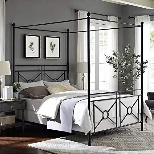 Crosley Montgomery Canopy Bed [Item # KF716002BK]
