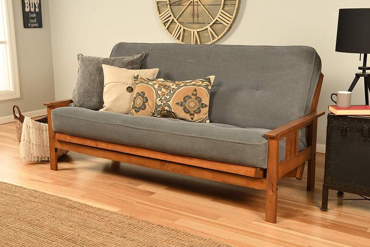Kodiak Furniture Monterey Frame/Barbados Finsish/Marmont Thunder Mattress