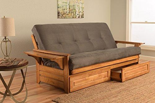 Phoenix Futon With Storage Drawer