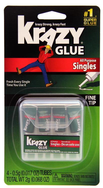 Krazy Glue Kg58248Sn Krazy Glue Singles