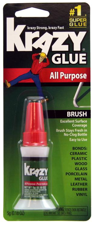 Kg92548R Krazy Glue Brush 5G