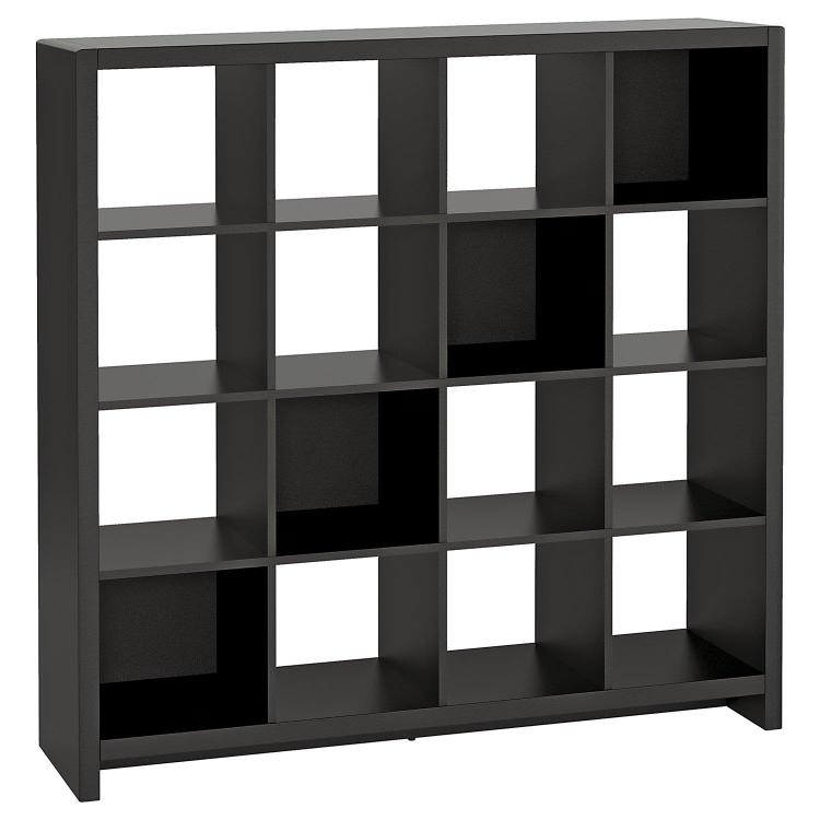 Kathy Ireland® Office 16-Cube Bookcase / Room Divider