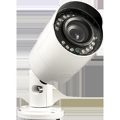 Camera, Mini Bullet, 800TVL, White
