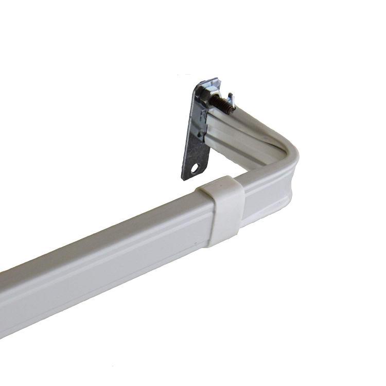 Lockseam 2 inch Clearance Curtain Rod 28-48 inch