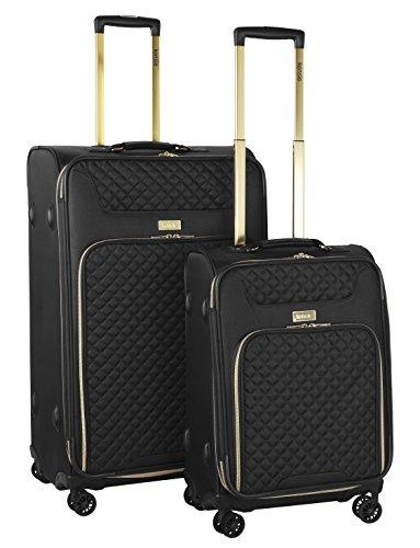 KENSIE 2-Piece Softside Expandable Dual-Spinner Travel Collection