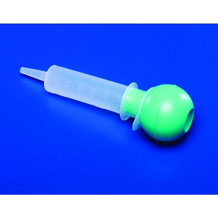 60cc Irrigation Syringes With Tip, Quantity 1