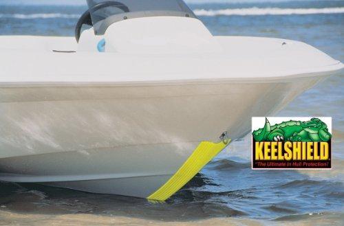 KeelShield, Yellow, 4'