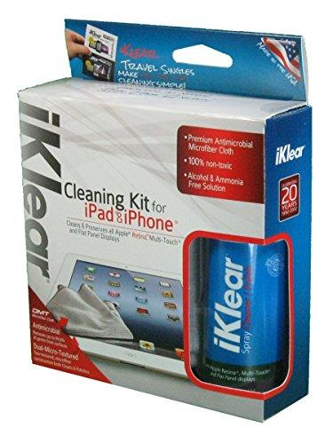 iKlear iK-iPad iPad(R) Cleaning Kit